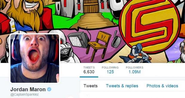Follow CaptainSparklez on Twitter!