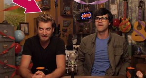 Rhett's Bugle hat from GMM