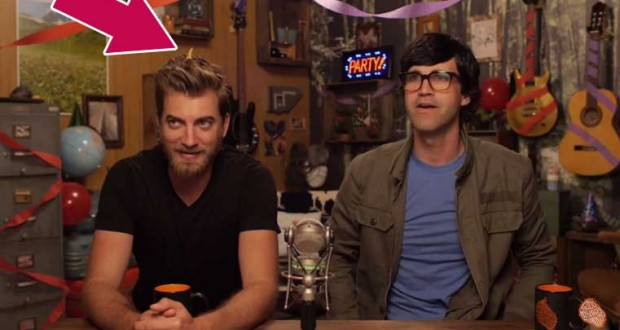 Rhett's Bugle hat from GMM