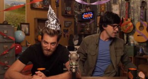GMM Ice cream cone party hat