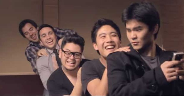 Ryan Higa from HigaTV doing Bromance
