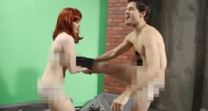 Smosh Naked Yoga