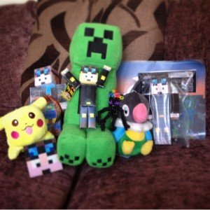 More cool stuff for DanTDM