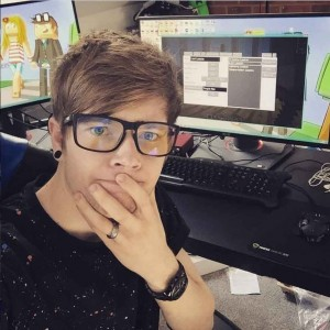 DanTDM-TheDiamondminecart-youtube-celebrity-cute-photo2