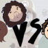 Game Grumps (Arin and Danny) vs. Abu
