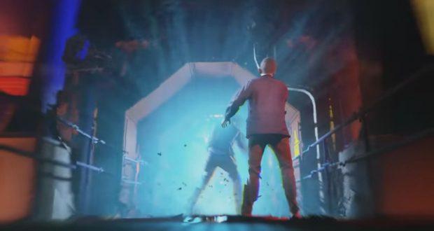 Ghost Robo Quantum Break