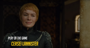 Game of Thrones, GoT, Overwatch, Cersei, Wildfire, Sept of Baelor, YouTuber Review