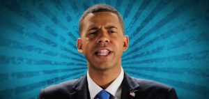 alphacat playing barack obama in epic rap battle