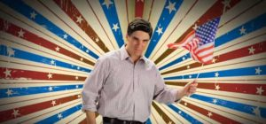 epiclloyd playing mitt romney in epic rap battle