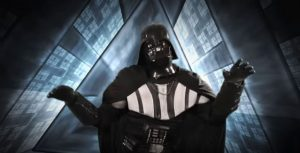 nice peter playing darth vader in epic rap battle