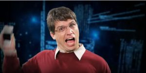 epiclloyd playing bill gates in epic rap battle