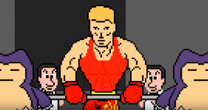 Ivan Drago, YouTuber Review, nintendo, Mike Tyson's Punch Out