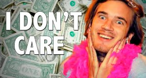Pewdiepie, net worth, millionaire, money, rich, youtuber review, youtube,